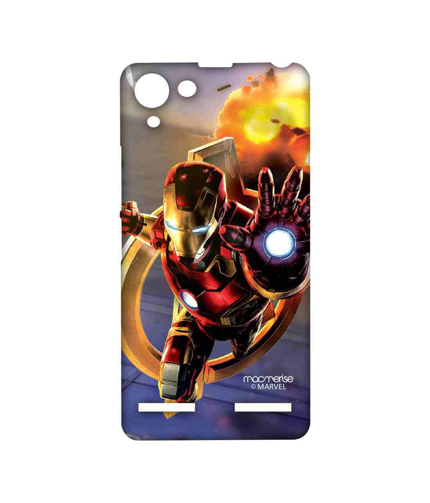 Avengers Ironman Age of Ultron Super Genius Sublime Case for Lenovo Vibe K5