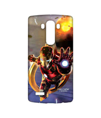 Avengers Ironman Age of Ultron Super Genius Sublime Case for LG G4