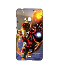 Avengers Ironman Age of Ultron Super Genius Sublime Case for Microsoft Lumia 540