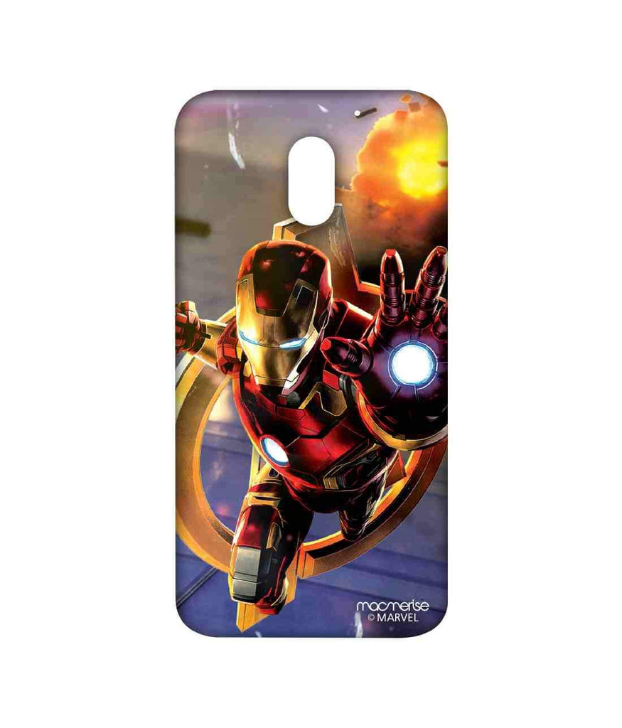 Avengers Ironman Age of Ultron Super Genius Sublime Case for Moto E3