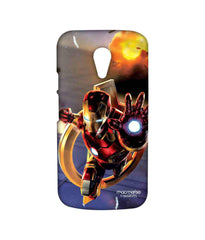 Avengers Ironman Age of Ultron Super Genius Sublime Case for Moto G2