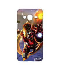 Avengers Ironman Age of Ultron Super Genius Sublime Case for Samsung J3 (2016)