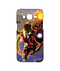 Avengers Ironman Age of Ultron Super Genius Sublime Case for Samsung J5
