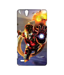 Avengers Ironman Age of Ultron Super Genius Sublime Case for Sony Xperia C4