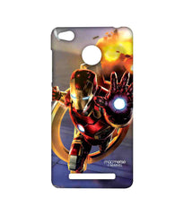 Avengers Ironman Age of Ultron Super Genius Sublime Case for Xiaomi Redmi 3S Prime