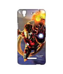 Avengers Ironman Age of Ultron Super Genius Sublime Case for YU Yureka Plus
