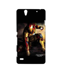 Avengers Ironman Assemble Mark 42 Sublime Case for Sony Xperia C4