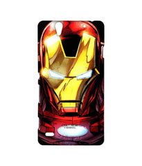 Avengers Ironman Assemble Stark Face Sublime Case for Sony Xperia C4