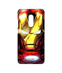 Avengers Ironman Assemble Stark Face Sublime Case for Xiaomi Redmi Note 4