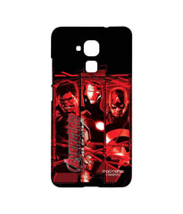Avengers Ironman Hulk and Captain America Age of Ultron Sublime Case for Huawei Honor 5C
