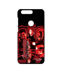 Avengers Ironman Hulk and Captain America Age of Ultron Sublime Case for Huawei Honor 8