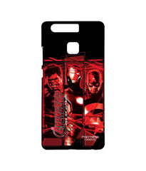 Avengers Ironman Hulk and Captain America Age of Ultron Sublime Case for Huawei P9