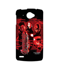 Avengers Ironman Hulk and Captain America Age of Ultron Sublime Case for Lenovo S920