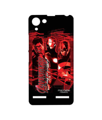 Avengers Ironman Hulk and Captain America Age of Ultron Sublime Case for Lenovo Vibe K5