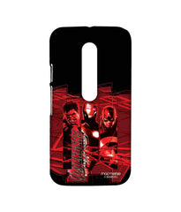Avengers Ironman Hulk and Captain America Age of Ultron Sublime Case for Moto G Turbo