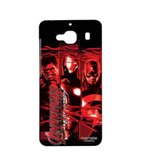 Avengers Ironman Hulk and Captain America Age of Ultron Sublime Case for Xiaomi Redmi 2