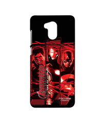 Avengers Ironman Hulk and Captain America Age of Ultron Sublime Case for Xiaomi Redmi 4 Prime