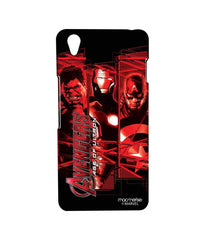 Avengers Ironman Hulk and Captain America Assemble Age of Ultron Sublime Case for OnePlus X