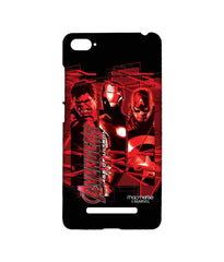 Avengers Ironman Hulk and Captain America Assemble Age of Ultron Sublime Case for Xiaomi Mi4i