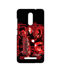 Avengers Ironman Hulk and Captain America Assemble Age of Ultron Sublime Case for Xiaomi Redmi Note 3