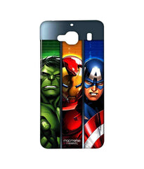 Avengers Ironman Hulk and Captain America Assemble Avengers Angst Sublime Case for Xiaomi Redmi 2 Prime