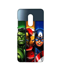 Avengers Ironman Hulk and Captain America Assemble Avengers Angst Sublime Case for Xiaomi Redmi Note 4