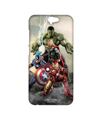 Avengers Ironman Hulk Captain America and Thor Age of Ultron Time to Avenge Sublime Case for HTC One A9