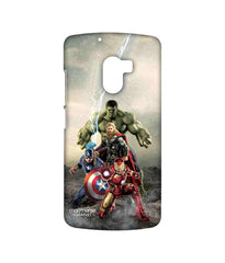 Avengers Ironman Hulk Captain America and Thor Age of Ultron Time to Avenge Sublime Case for Lenovo K4 Note