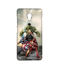 Avengers Ironman Hulk Captain America and Thor Age of Ultron Time to Avenge Sublime Case for Lenovo Vibe P1