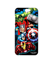 Avengers Ironman Hulk Captain America and Thor Assemble Avengers Fury Sublime Case for HTC One A9
