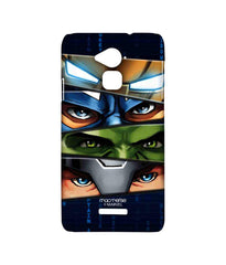 Avengers Ironman Hulk Captain America and Thor Assemble Team Avengers Sublime Case for Coolpad Note 3