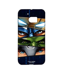Avengers Ironman Hulk Captain America and Thor Assemble Team Avengers Sublime Case for HTC 10
