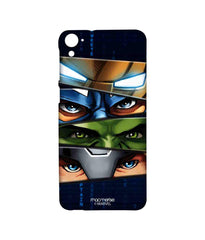 Avengers Ironman Hulk Captain America and Thor Assemble Team Avengers Sublime Case for HTC Desire 826