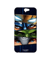 Avengers Ironman Hulk Captain America and Thor Assemble Team Avengers Sublime Case for HTC One A9