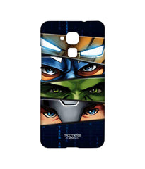 Avengers Ironman Hulk Captain America and Thor Assemble Team Avengers Sublime Case for Huawei Honor 5C