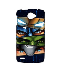 Avengers Ironman Hulk Captain America and Thor Assemble Team Avengers Sublime Case for Lenovo S920