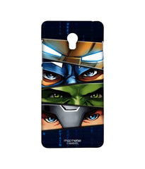 Avengers Ironman Hulk Captain America and Thor Assemble Team Avengers Sublime Case for Lenovo Vibe P1