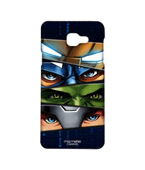 Avengers Ironman Hulk Captain America and Thor Assemble Team Avengers Sublime Case for Samsung A5 (2016)