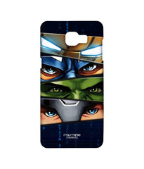 Avengers Ironman Hulk Captain America and Thor Assemble Team Avengers Sublime Case for Samsung A9 Pro