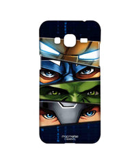 Avengers Ironman Hulk Captain America and Thor Assemble Team Avengers Sublime Case for Samsung J3 (2016)