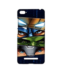 Avengers Ironman Hulk Captain America and Thor Assemble Team Avengers Sublime Case for Xiaomi Mi4i
