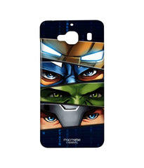 Avengers Ironman Hulk Captain America and Thor Assemble Team Avengers Sublime Case for Xiaomi Redmi 2 Prime
