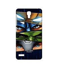Avengers Ironman Hulk Captain America and Thor Assemble Team Avengers Sublime Case for Xiaomi Redmi Note 4G
