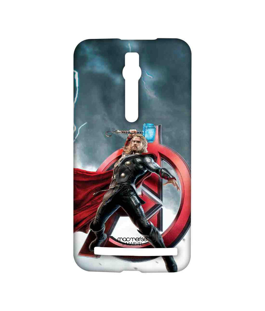 Avengers Thor Age of Ultron Super God Sublime Case for Asus Zenfone 2