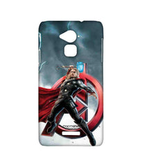 Avengers Thor Age of Ultron Super God Sublime Case for Coolpad Note 3