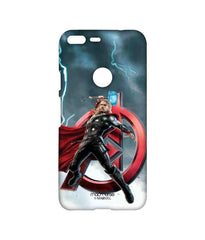 Avengers Thor Age of Ultron Super God Sublime Case for Google Pixel