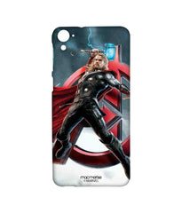 Avengers Thor Age of Ultron Super God Sublime Case for HTC Desire 826
