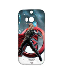 Avengers Thor Age of Ultron Super God Sublime Case for HTC One M8