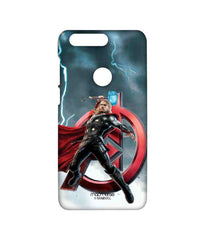 Avengers Thor Age of Ultron Super God Sublime Case for Huawei Honor 8