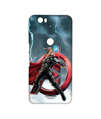 Avengers Thor Age of Ultron Super God Sublime Case for Huawei Nexus 6P